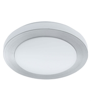 Picture for category Eglo 93288A Carpi Flush Mounts Brushed Aluminum 1-light