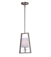 Picture for category Maxim 30259WTPD Swing Mini Pendants 9in Platinum Dusk Metal Glass 1-light
