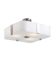 Picture for category DVI DVP18012CH-SSOP KII Semi Flush Chrome 3-light
