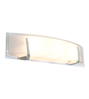 Picture for category DVI DVP8193CH-OP Hyperion Bath Lighting Chrome 1-light