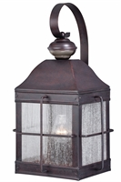 Picture for category Vaxcel T0193 Revere Outdoor Lanterns 10in 1-light
