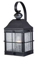 Picture for category Vaxcel T0194 Revere Outdoor Lanterns 10in 1-light