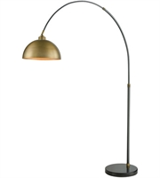 Picture for category Dimond D3226 Magnus Floor Lamps 56in Oil Rubbed Bronze Aged Brass Metal 1-light