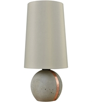 Picture for category Dimond D3288 Jutland Outdoor Lanterns 11in Polished Concrete Copper 1-light