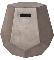 Picture for category Guild Master 157-033 Delana Tables 19in Waxed Concrete Concrete