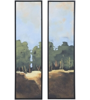 Picture for category Guild Master 1615511S Forest Views Decor 12in Signature Black Original Art