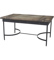 Picture for category Guild Master 7115514 Castle Gate Tables 64in Castle Gate Signature Black