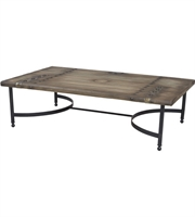 Picture for category Guild Master 7115515 Castle Gate Tables 64in Castle Gate Signature Black