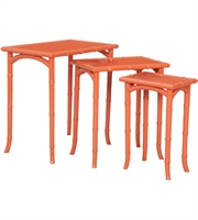 Picture for category Guild Master 7115540S Loft Tables 23in Loft Tangerine Mahogany
