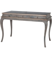 Picture for category Guild Master 7116009 Saber Tables 26in Garden Gate Heritage Dark Grey Stain