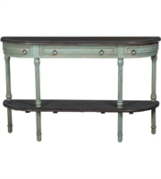 Picture for category Guild Master 715015CMA-1 Crossroads Furniture 52in Crossroads Misty Aqua