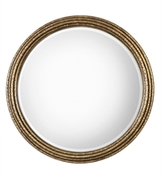 Picture for category Uttermost 09183 Spera Mirrors 42in Gold Iron/Mdf/Mirror