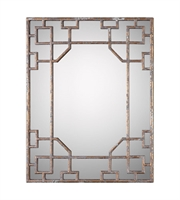 Picture for category Uttermost 09207 Genji Mirrors 28in Iron Mirror Mdf