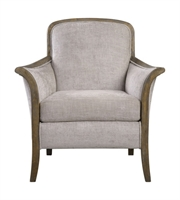 Picture for category Uttermost 23369 Brittoney Chairs 35in Taupe