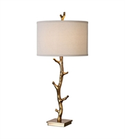 Picture for category Uttermost 27546 Jaor Table Lamps 15in Steel & Poly Fabric 1-light