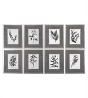 Picture for category Uttermost 33658 Sepia Decor 19in Gray Plastic Glass Kt Board