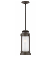 Picture for category Hinkley 2492KZ Briggs Outdoor Pendant 9in Buckeye Bronze Aluminum 1-light