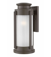Picture for category Hinkley 2495KZ Briggs Wall Sconces 10in Buckeye Bronze Aluminum 1-light