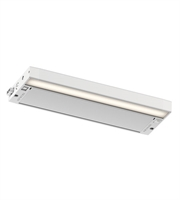 Picture for category Kichler 6UCSK12WHT 6U Series LED Under Cabinet 4in Textured White Aluminum