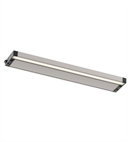 Picture for category Kichler 6UCSK22NIT 6U Series LED Under Cabinet 4in Nickel Textured Aluminum