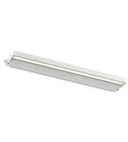 Picture for category Kichler 6UCSK22WHT 6U Series LED Under Cabinet 4in Textured White Aluminum