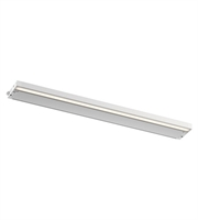 Picture for category Kichler 6UCSK30WHT 6U Series LED Under Cabinet 4in Textured White Aluminum