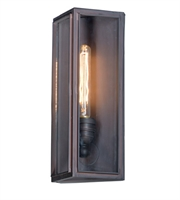 Picture for category Maxim 4063CLOI Pasadena Wall Sconces 7in Oil Rubbed Bronze Aluminum+Glass