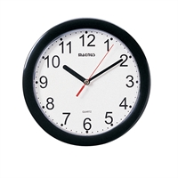 Picture for category Dainolite 24003-BK Standart Clock 1in Black Plastic
