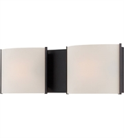Picture for category Elk BV6T2-10-45 Pandora Bath Lighting 16in Oil Rubbed Bronze 2-light