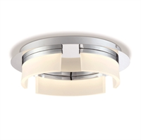 Picture for category Eurofase Lighting 31799-010 Flush Mounts CHROME DESIGNWL2017