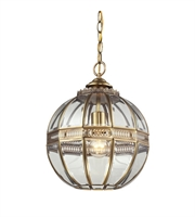 Picture for category Pendants 1 Light With Brushed Brass Finish Medium Base 12 inch 60 Watts - World of Lamp