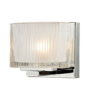 Picture for category Bathroom Vanity 1 Light With Polished Chrome Finish G9 5 inch 60 Watts - World of Lamp