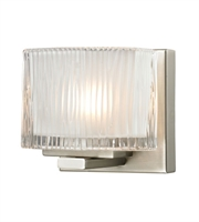 Picture for category Bathroom Vanity 1 Light With Brushed Nickel Finish G9 5 inch 60 Watts - World of Lamp