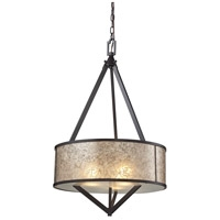 Picture for category Pendants 3 Light With Oil Rubbed Bronze Finish Medium Base 20 inch 180 Watts - World of Lamp