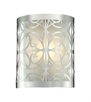 Picture for category Bathroom Vanity 1 Light With Polished Chrome Finish Medium Base 8 inch 60 Watts - World of Lamp