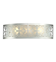 Picture for category Bathroom Vanity 3 Light With Polished Chrome Finish Medium Base 25 inch 180 Watts - World of Lamp