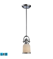 Picture for category Pendants 1 Light LED With Polished Chrome Finish 5 inch 13.5 Watts - World of Lamp
