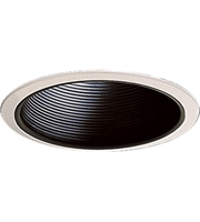 Picture for category Quorum Lighting 9700-015 Recessed Lighting Gloss Black Signature