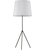 Picture for category Dainolite Lighting OD4L-F-790-MB Floor Lamps Oversized Drum