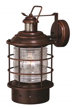 Picture of Vaxcel Lighting T0257 Outdoor Lanterns Burnished Bronze Steel Hyannis