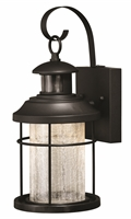 Picture for category Vaxcel Lighting T0322 Outdoor Lanterns Oil Rubbed Bronze Steel Melbourne
