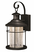Picture for category Vaxcel Lighting T0323 Outdoor Lanterns Oil Rubbed Bronze Steel Melbourne