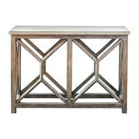 Picture for category Uttermost 25811 Furniture JAVAWOOD WITH STONE Catali