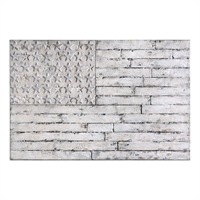 Picture for category Uttermost 34365 Decor FIR CANVAS Blanco