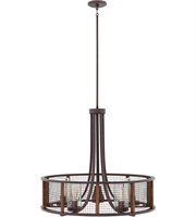 Picture for category Hinkley Lighting 29616IR Outdoor Pendant Iron Rust Metal Beckett