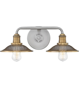 Picture of Hinkley Lighting 5292AN Bath Lighting Antique Nickel Steel Rigby