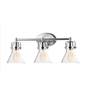 Picture for category Maxim Lighting 26113CDPC Bath Lighting Polished Chrome Steel Seafarer