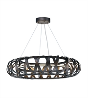 Picture for category Maxim Lighting 35055BZGTGLD Pendants Bronze Gilt and Gold Metal Weae