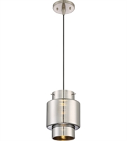 Picture for category Nuvo Lighting 62/888 Mini Pendants Brushed Nickel Signature