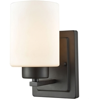 Picture for category Thomas CN579171 Summit Place Bath Lighting 5in Oil Rubbed Bronze 1-light